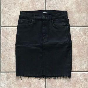 Hudson Jeans Mini Skirt